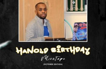 DJ Hanold - Hanold Birthday Mixtape