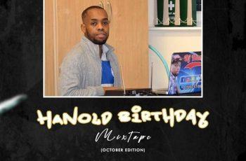 DJ Hanold - Hanold Birthday Mixtape