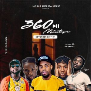 DJ Hanold - 360 Mixtape