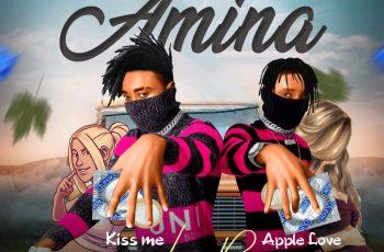 Kiss Me ft. Apple Love - Amina