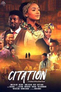 MOVIE: Citation (2020)