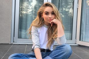 Sabrina Carpenter Shares A Bizarre Video As She Drives Her Car After Getting Her Driver License
