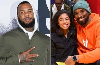 Rapper The Game Honors Kobe Bryant And His Daughter Gigi By Creating A New Player On NBA 2k21