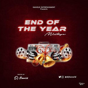 DJ Hanold - End Of The Year Mixtape