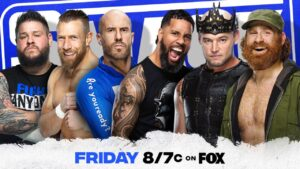 Watch WWE Smackdown 2/19/21 – 19th February 2021 Online Free HD: