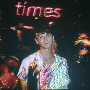 New Album: SG Lewis – times