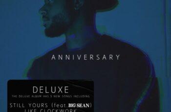 New Album: Bryson Tiller - 'A N N I V E R S A R Y (Deluxe)'