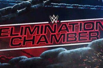 Highlight: RICOCHET VS. JOHN MORRISON VS. ELIAS VS. MUSTAFA ALI W/RETRIBUTION (WWE ELIMINATION CHAMBER)