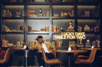 New EP: Lucky Daye - 'Table For 2'
