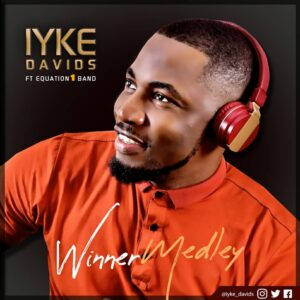 VIDEO: Iyke Davids - Winner Medley