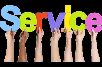 ACCEPTABLE SERVICE! - Glory Olasanmi