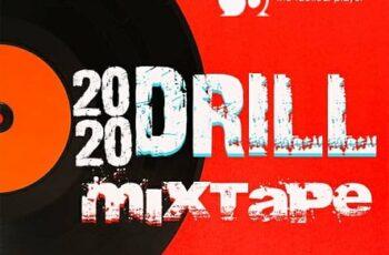 DJ Sticker Presents 2020 Drill Mixtape