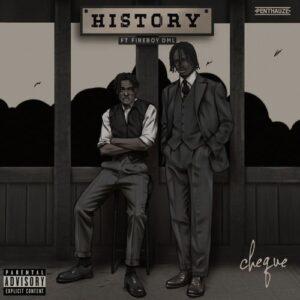 Cheque & Fireboy DML – History