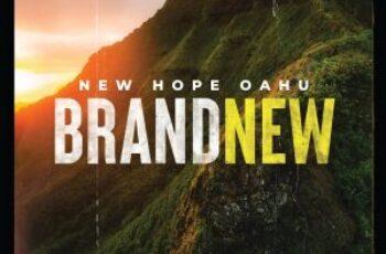 New Album: New Hope Oahu  'Brand New' On Good Friday