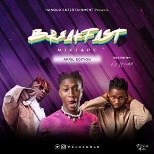 DJ Hanold - Breakfast Mixtape