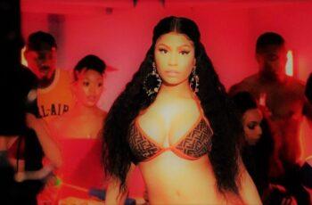 Nicki Minaj Plotting Return with Major Dancehall Remix