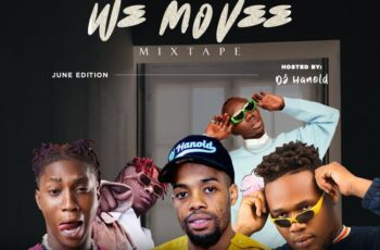 DJ Hanold - We Movee Mixtape