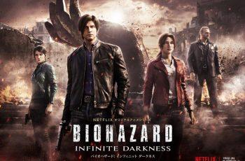 SERIES: Resident Evil: Infinite Darkness Season 1 (Episode 1 – 4)