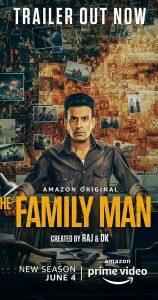 SERIES: The Family Man (Complete Season 2)