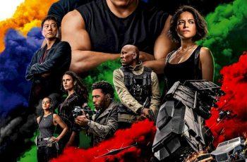 Movie: Fast and Furious 9: The Fast Saga (2021)