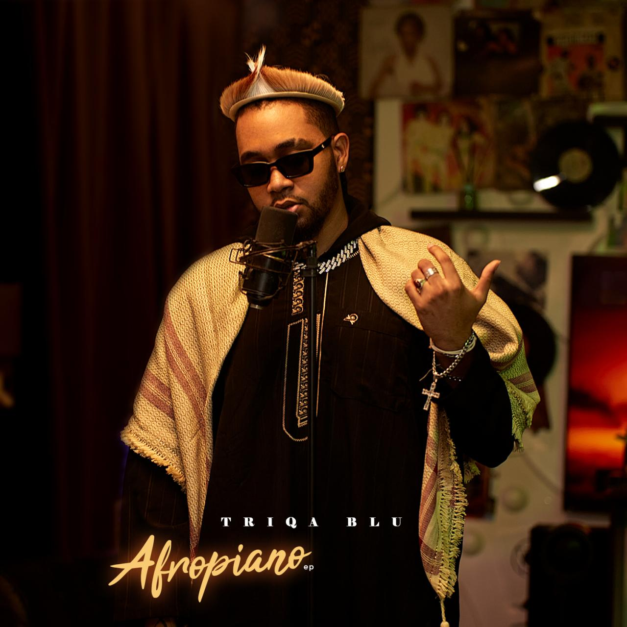 EP: Triqa Blu - Afropiano