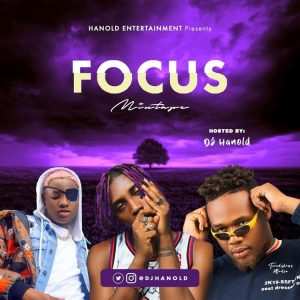 DJ Hanold - Focus Mixtape