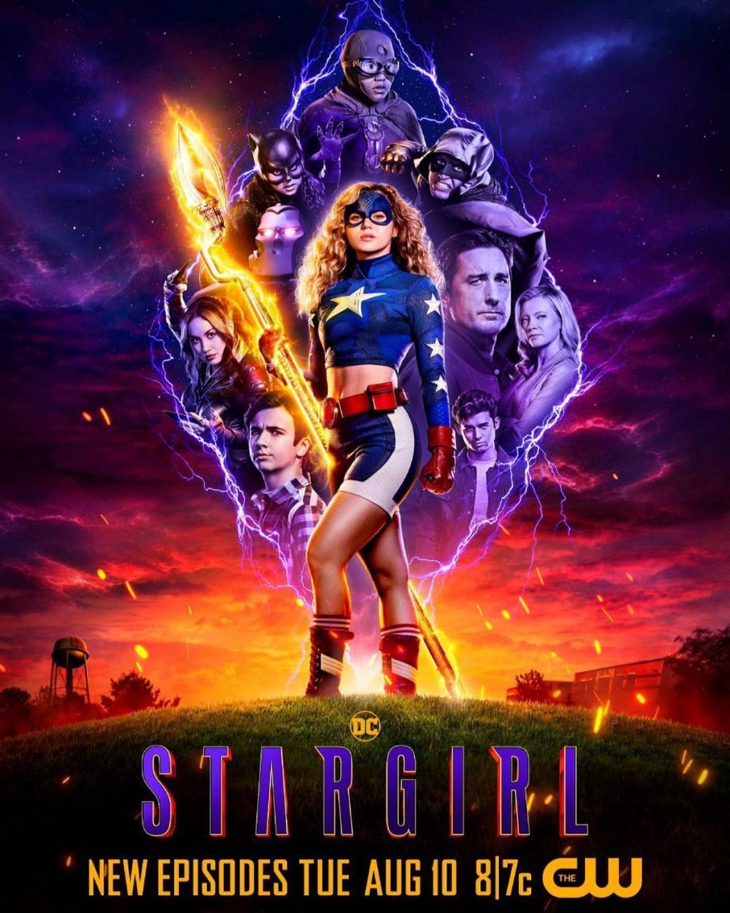 SERIES: Stargirl Season 2 (Episode 1 – 7)