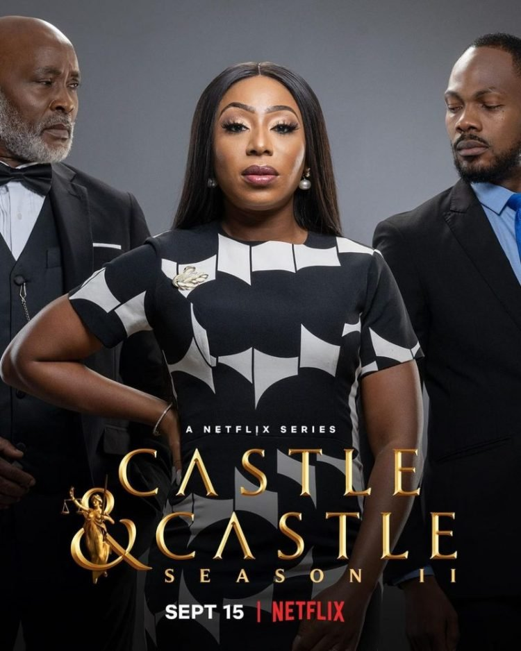 SERIES: Castle & Castle (Complete Season 2)