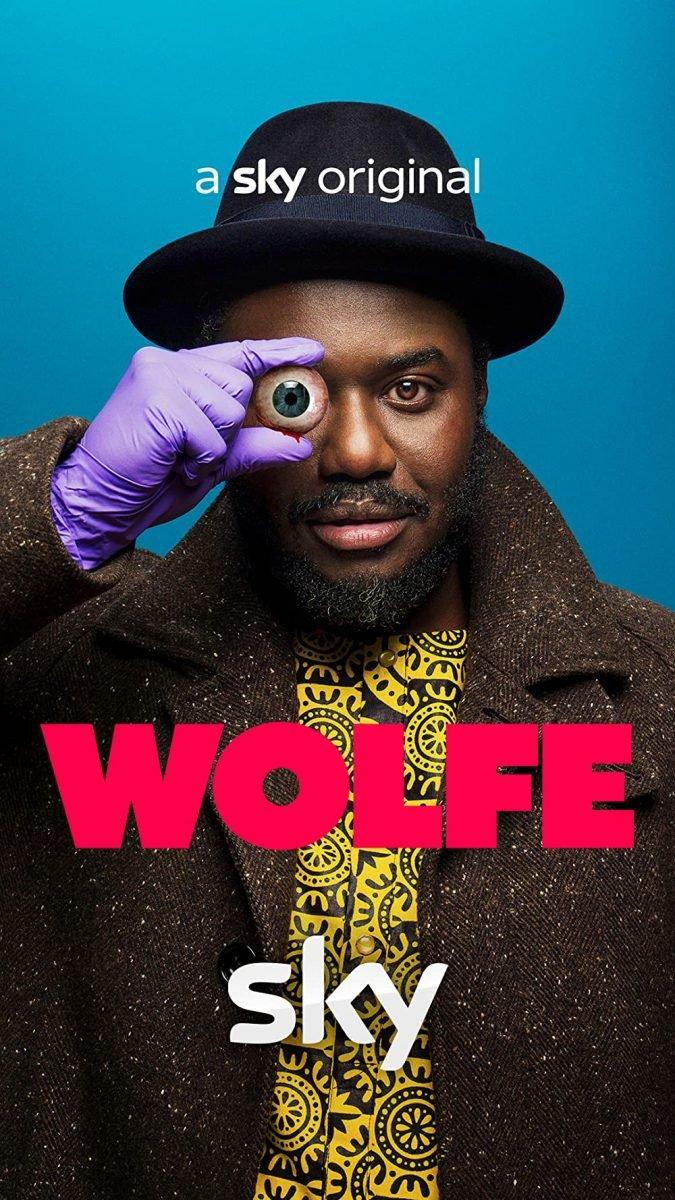 SERIES: Wolfe (Complete Season 1)