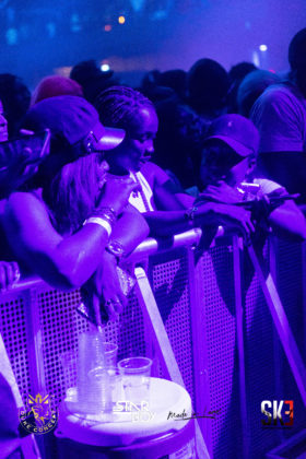 See Exclusive Photos From Wizkid's #MIL Concert In Houston