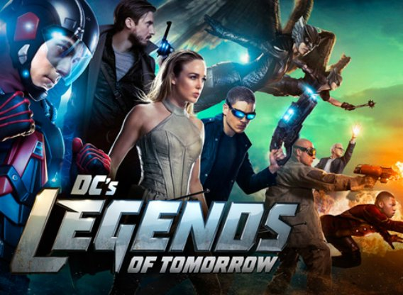Series: DC's Legends of Tomorrow: Season 7, Episode 1
