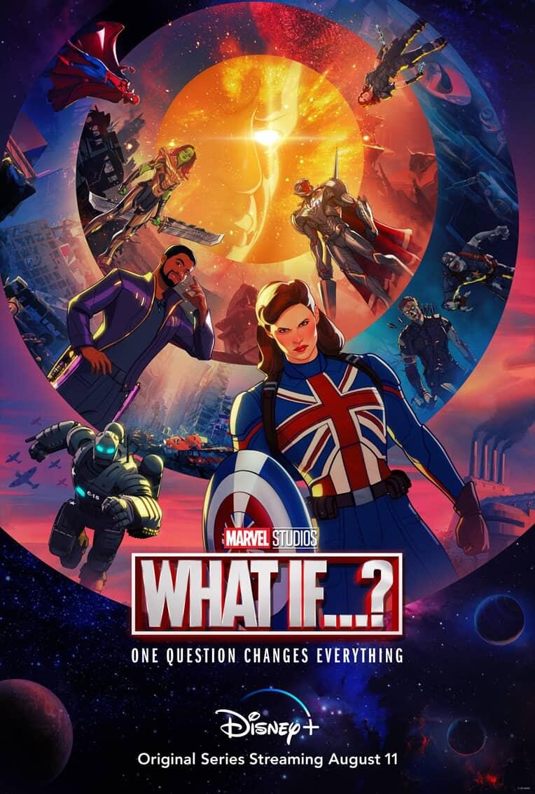 SERIES: What If…? Season 1 Episode 1 – 9 (Complete)